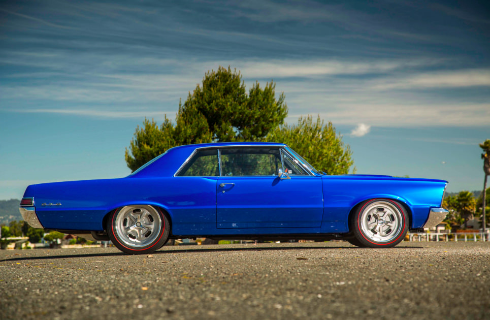 John Dooley 1965 Pontiac GTO - Photo by Tim Sutton