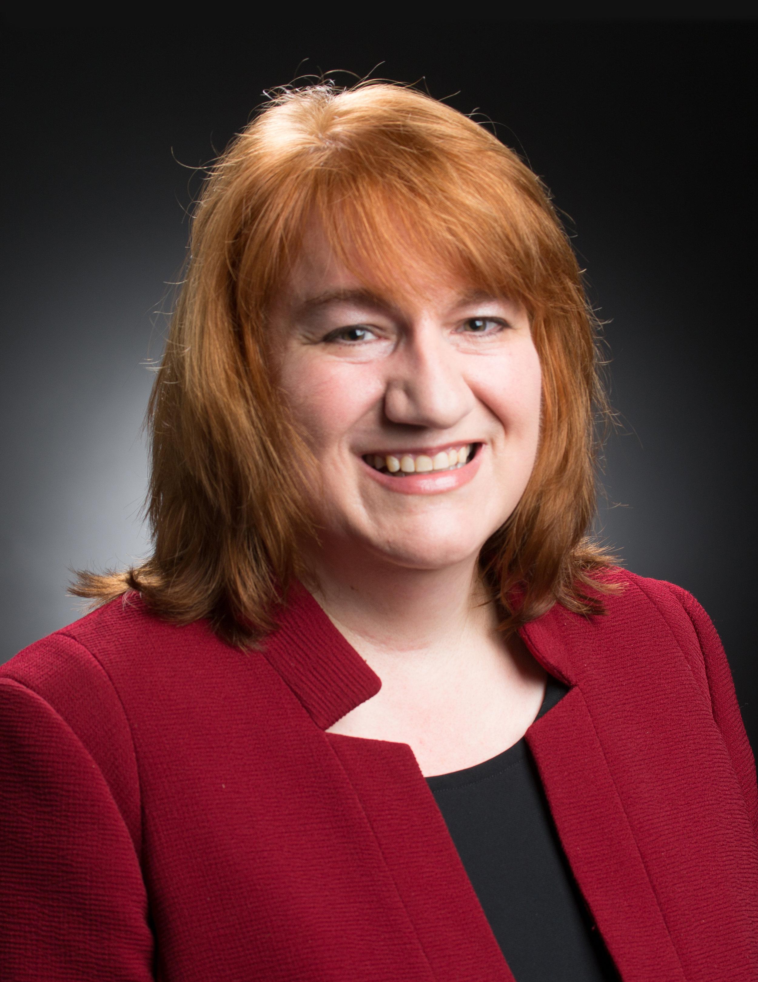 Speaker:  Wende Peters