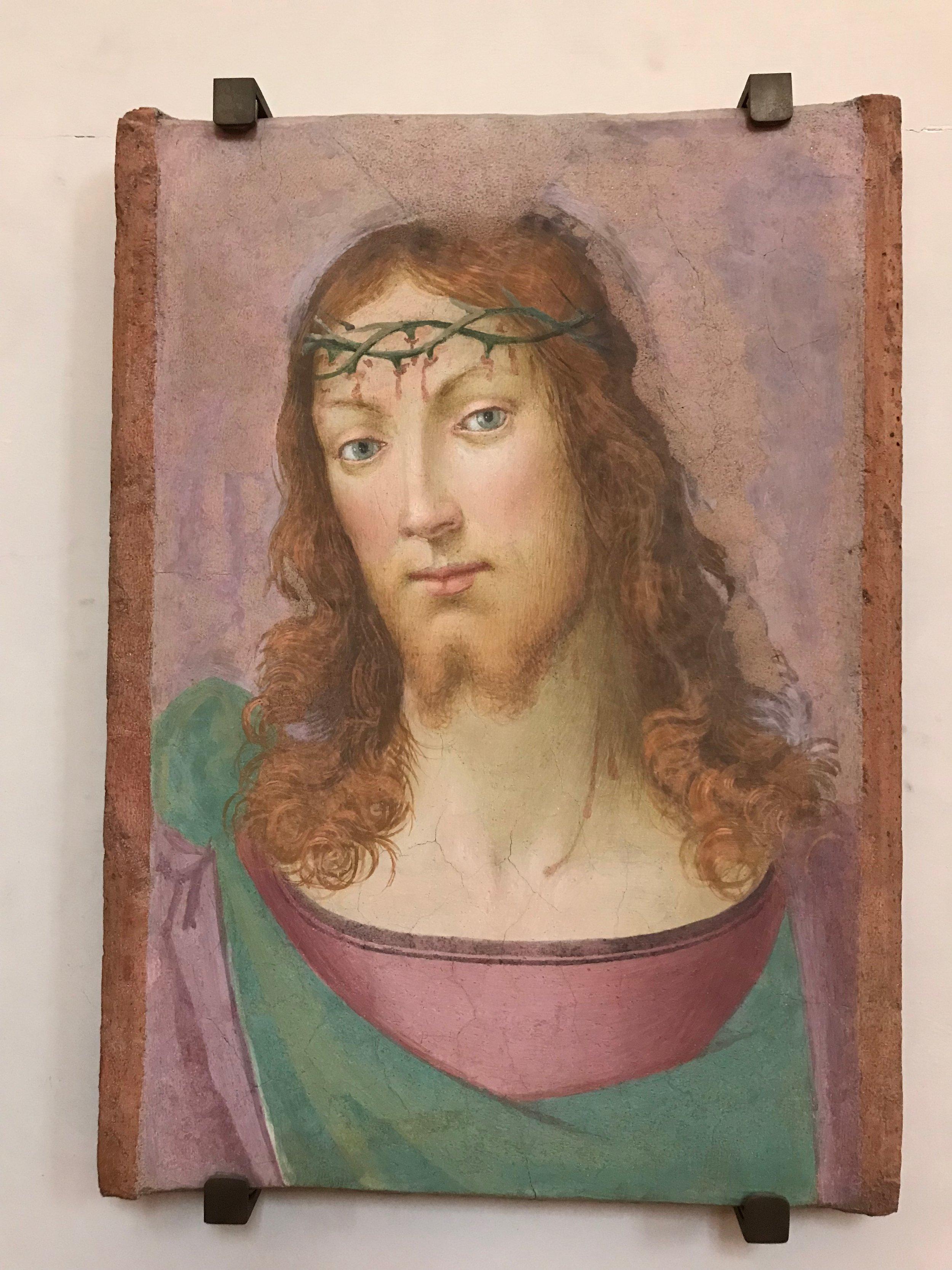Fra Bartolomeo's Jesus
