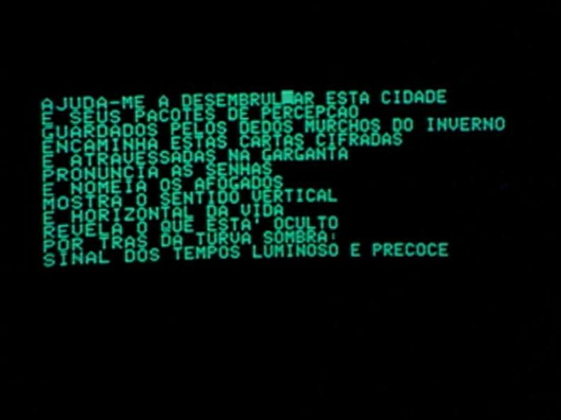 """Inventário da rapina"" (1985, Aloysio Raulino)"