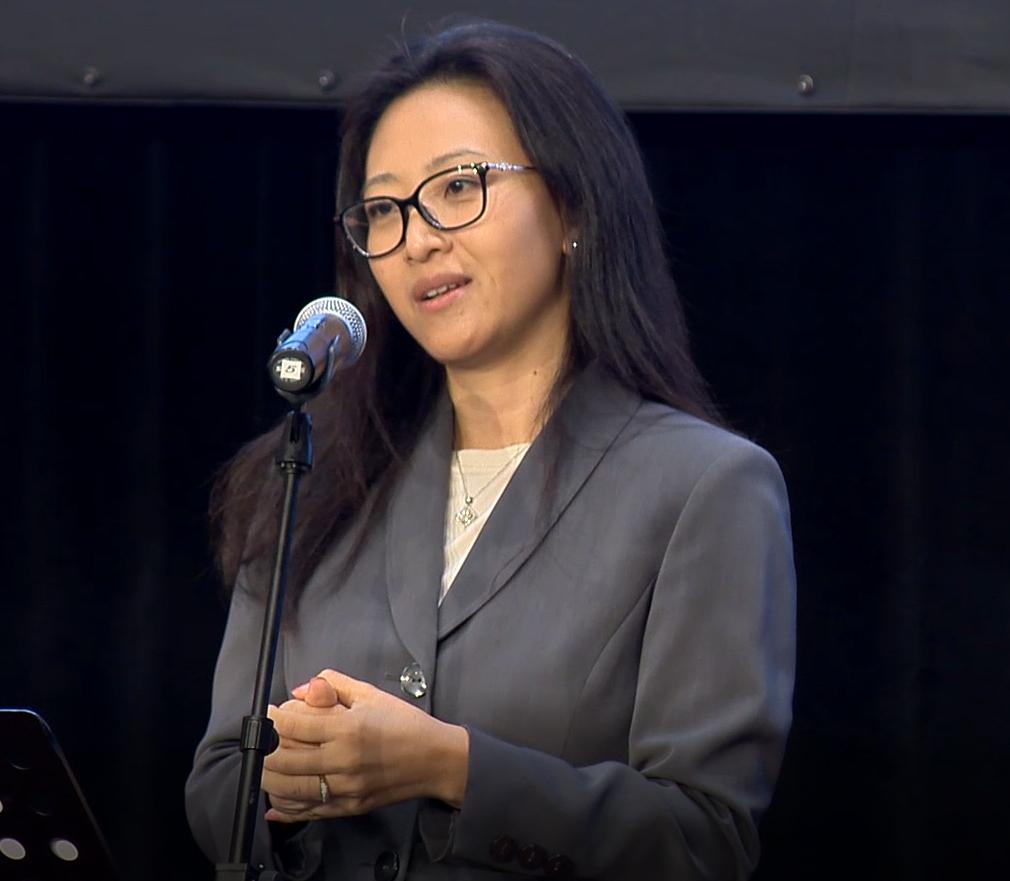 Jin Hee Kim - Corporate Lawyer TalkDriven 2018