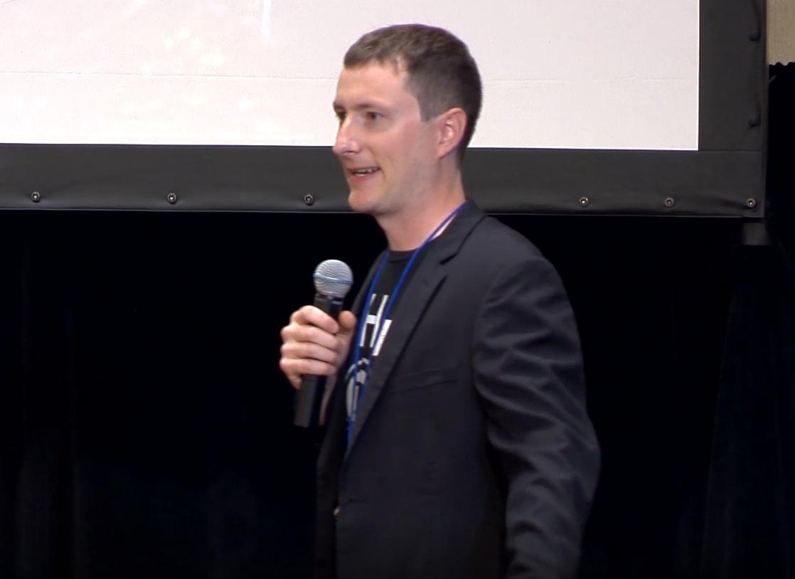 Roland Pihl - Cryptocurrency TalkDriven 2018