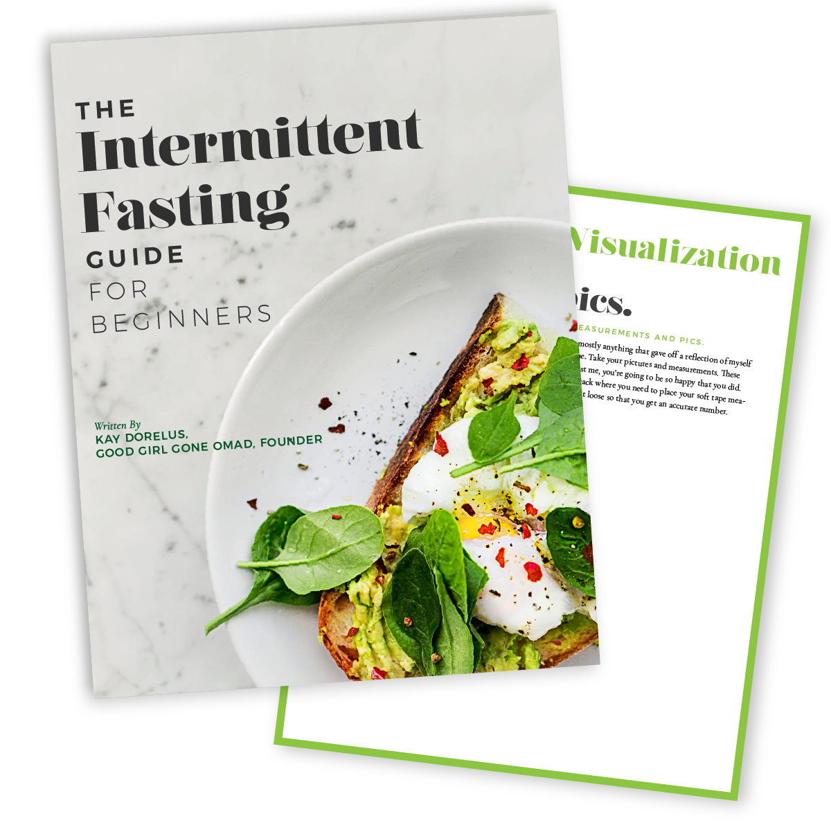 - This downloadable guide is all about the introduction to adding intermittent fasting into your lifestyle. It's unlike any other diet, in that there are no recipes, there are no restrictions. Eat normally and fast. This guide is for those of you starting out. I explain what intermittent fasting is, why it's important, how to track your success and real tools to make this a daily commitment.