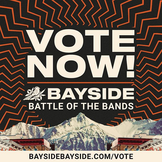 What's up fam! Vote for us to play with @bayside on Sunday December 8th at Barracuda! Follow the link in our bio!  baysidebayside.com/vote