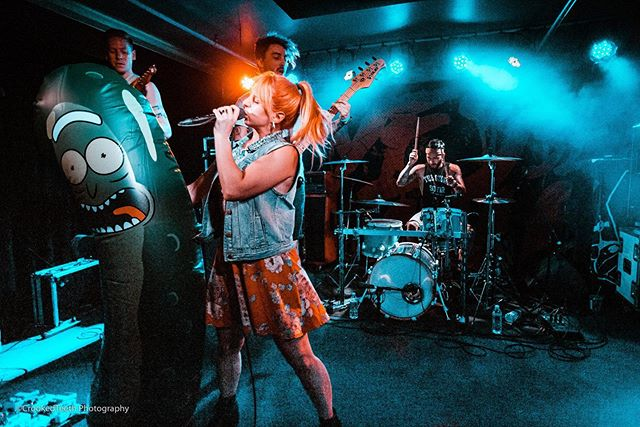 Can't wait for the new season of @rickandmorty and we've also been itching to play a show 😭 📸 @ctmediaproductions