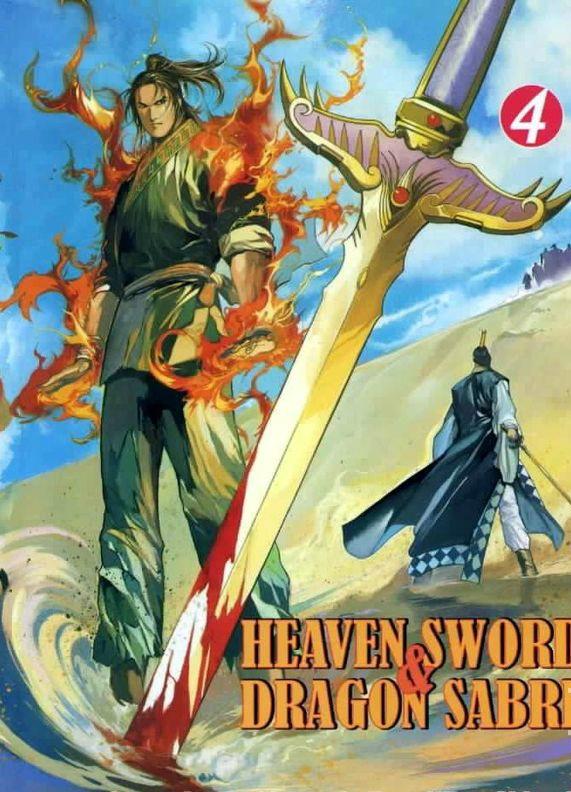 Zhang Wuji - Heaven Sword and Dragon Sabre