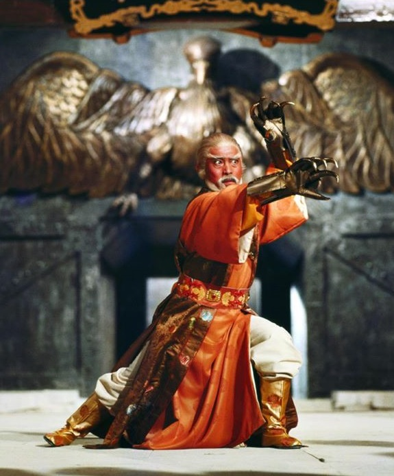 (Yo Xi Hung, master martial arts assassin.)