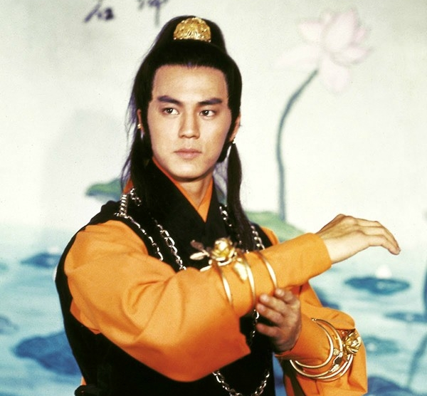 (70s martial arts film star Ti Lung as Chu Liuxiang in one of several Shaw Bros. produced film adaptations of the characters' literary exploits.)