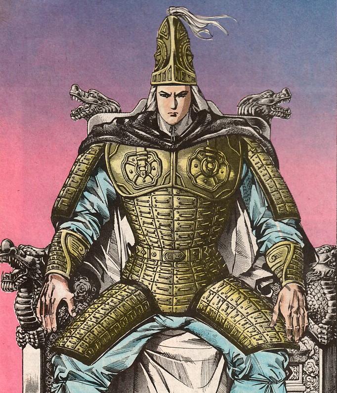 Warlords - A Major Villain Archetype