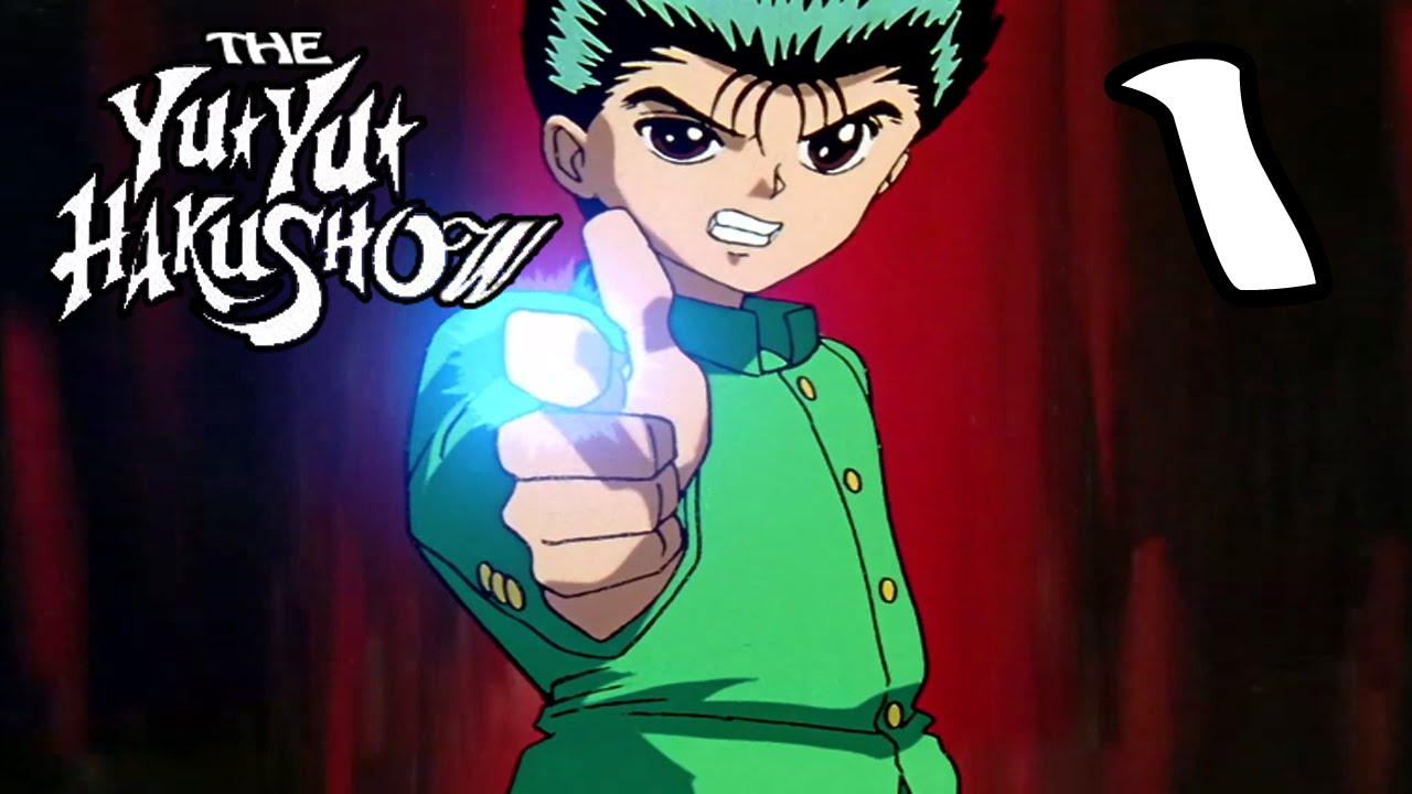 The YuYu Haku Show 1 - Spirit Defective