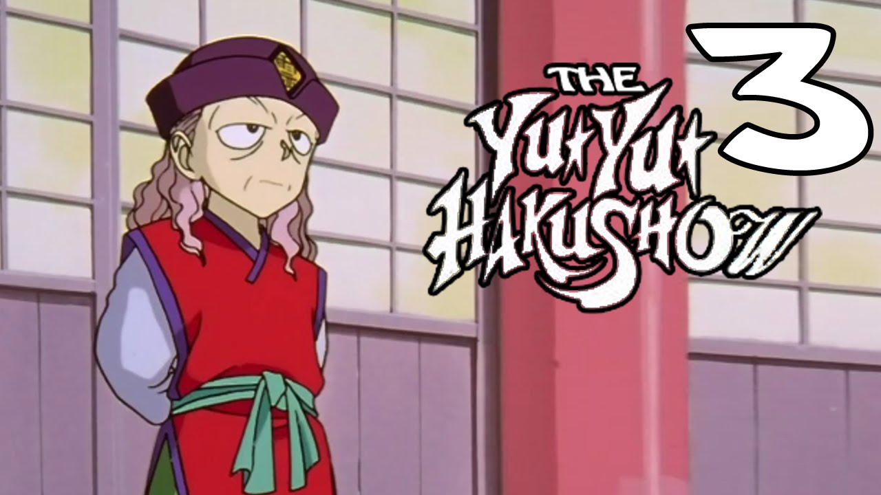 The YuYu Haku Show 3 - Let the Games Be-Genkai