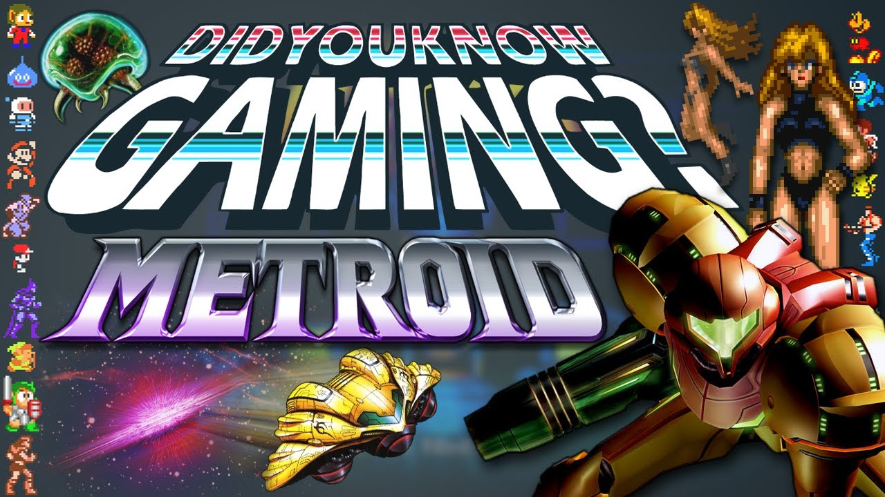Metroid (Series) - Did You Know Gaming?