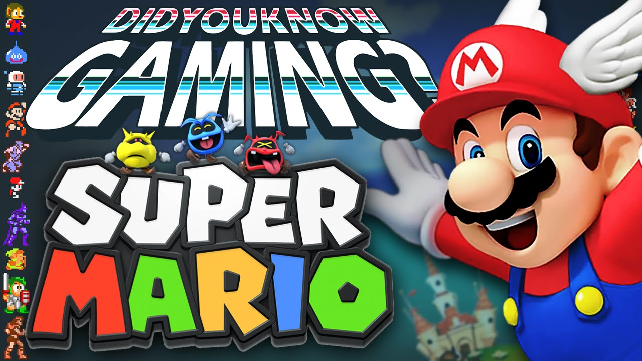 Super Mario (Series) - Did You Know Gaming?