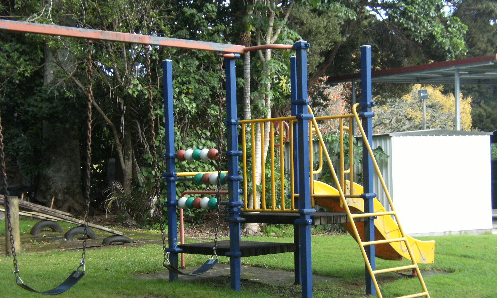 Swings climbing-flying fox and more.JPG