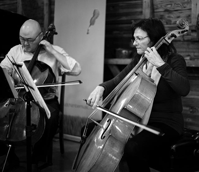 #cellist Johanne Perron is one of Canada's foremost #cello teachers. She joins us next week as a performer in the sixth #rosebudchambermusicfestival. She's also a perennial favourite at our annual #readingparty - coming again this Tuesday evening! . . . . #musician #music #chambermusic #classicalmusic #yycmusic #yycarts #rosebud #rosebudalberta #rosebudarts #rosebudmercantile #calgaryclassicalmusic #classicalrevolution #grancino