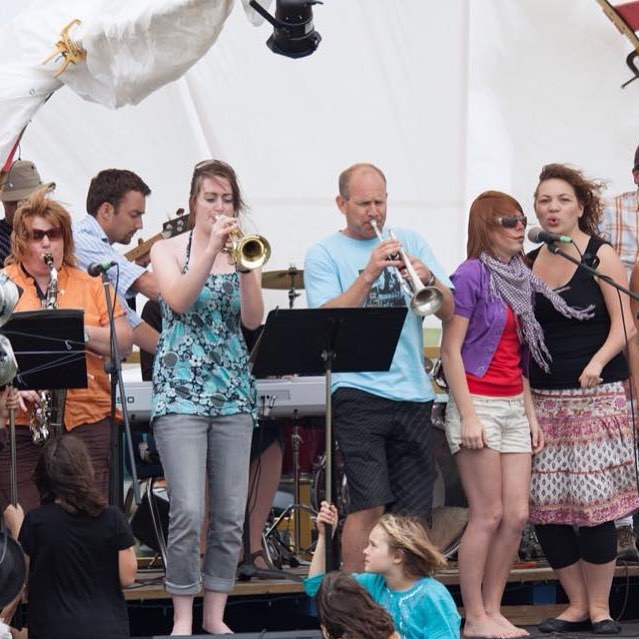 Bill's Big Band was formed about 8 years ago to sing at #15FameFest. It exists only for this festival every other year. Make sure you catch this exciting ensemble on August 26!