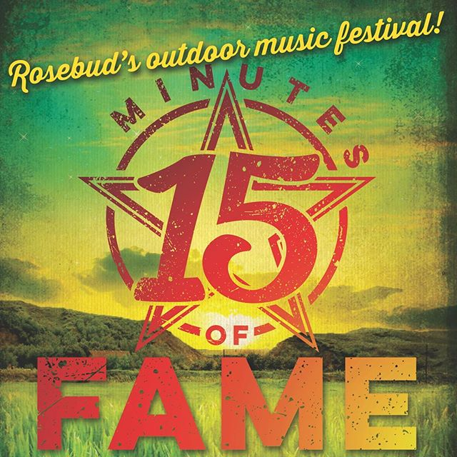 If you or someone you know is interest in performing on the @15famefest stage this year, send us a message or email us at the link in the bio! We can wait to see what amazing talent lies in store for us this year! Submissions are open now until May 31!
