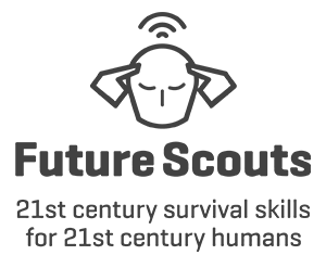 Future Scouts   A series of creative laboratories to prepare youngsters, teens and adults with tools, frameworks and models helpful to navigate an increasingly complex world.   futurescouts.co