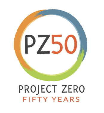 Project Zero @ the Harvard Graduate School of Education    Founded in 1967, PZ began with a focus on understanding learning in and through the arts. Over the years, they have continued their inquiry into the arts and arts education, while drawing together diverse disciplinary perspectives to examine fundamental questions of human expression and development.   pz.harvard.edu