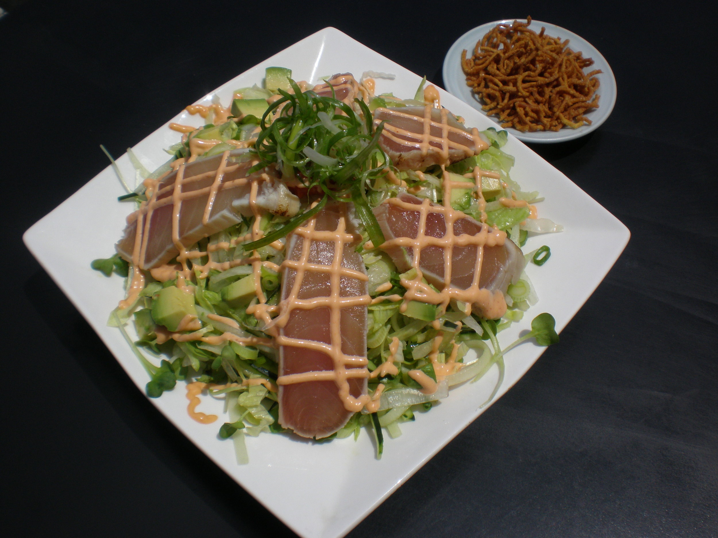 Spicy Albacore Tuna Salad