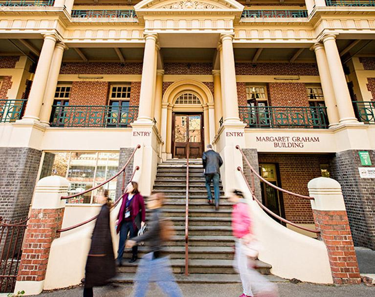 Margaret Graham Building - Photo: Renewal SA