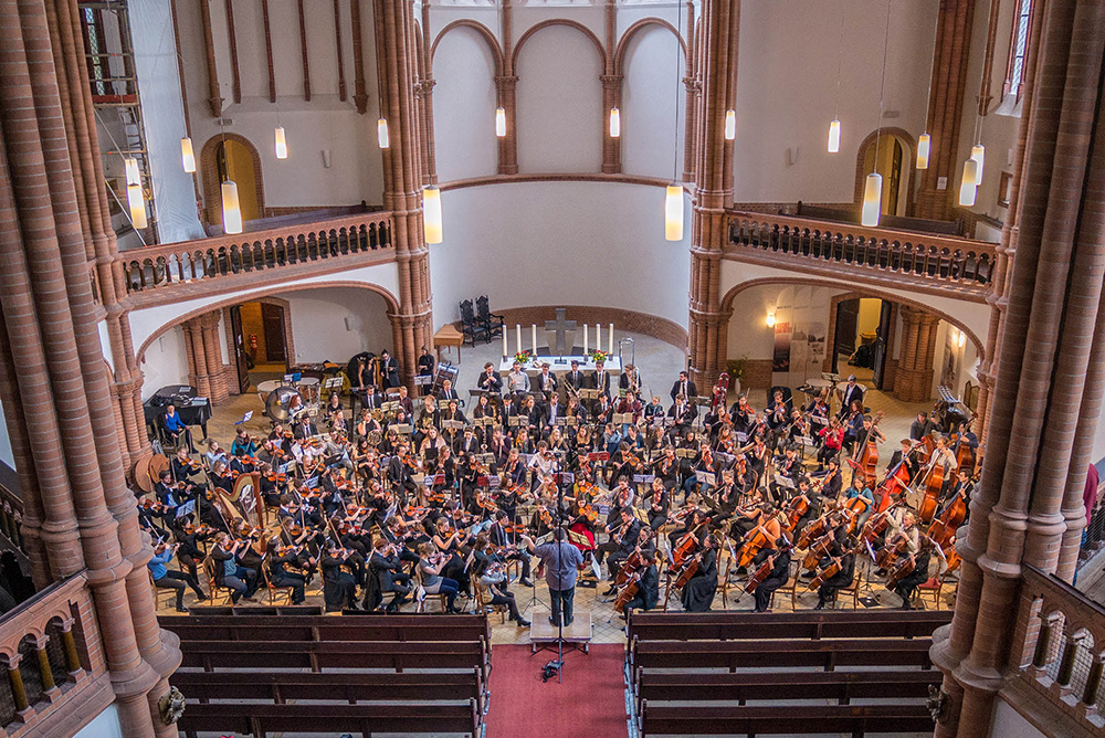 Orchestra & School Tours -