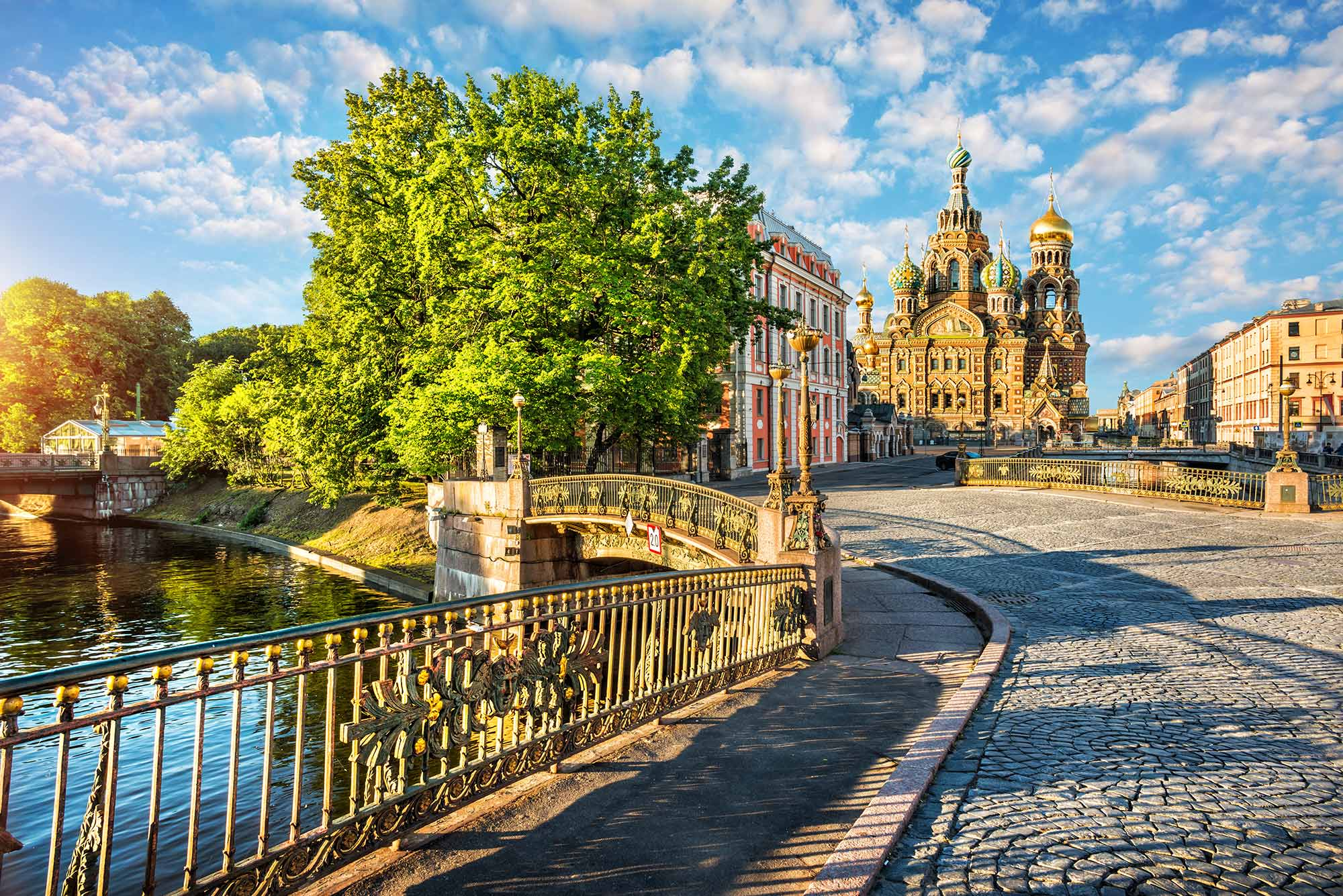 Church of the Savior on Spilled Blood, St Petersburg.