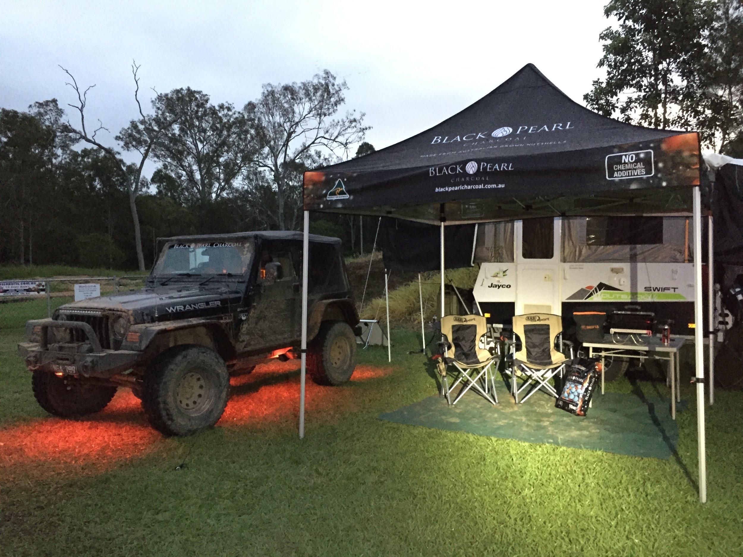 Take BPC camping!
