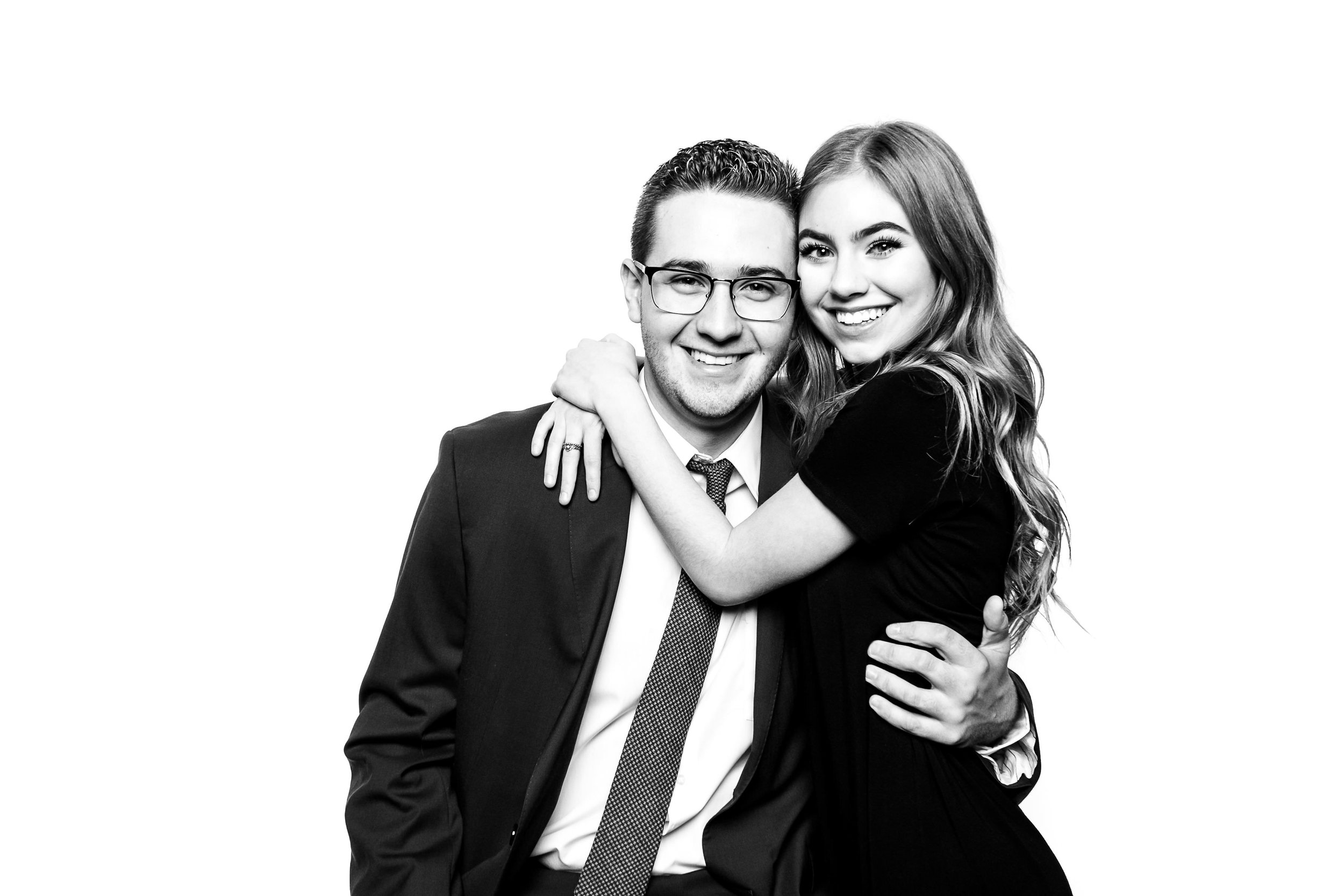 black and white photo booth for calgary events.jpg