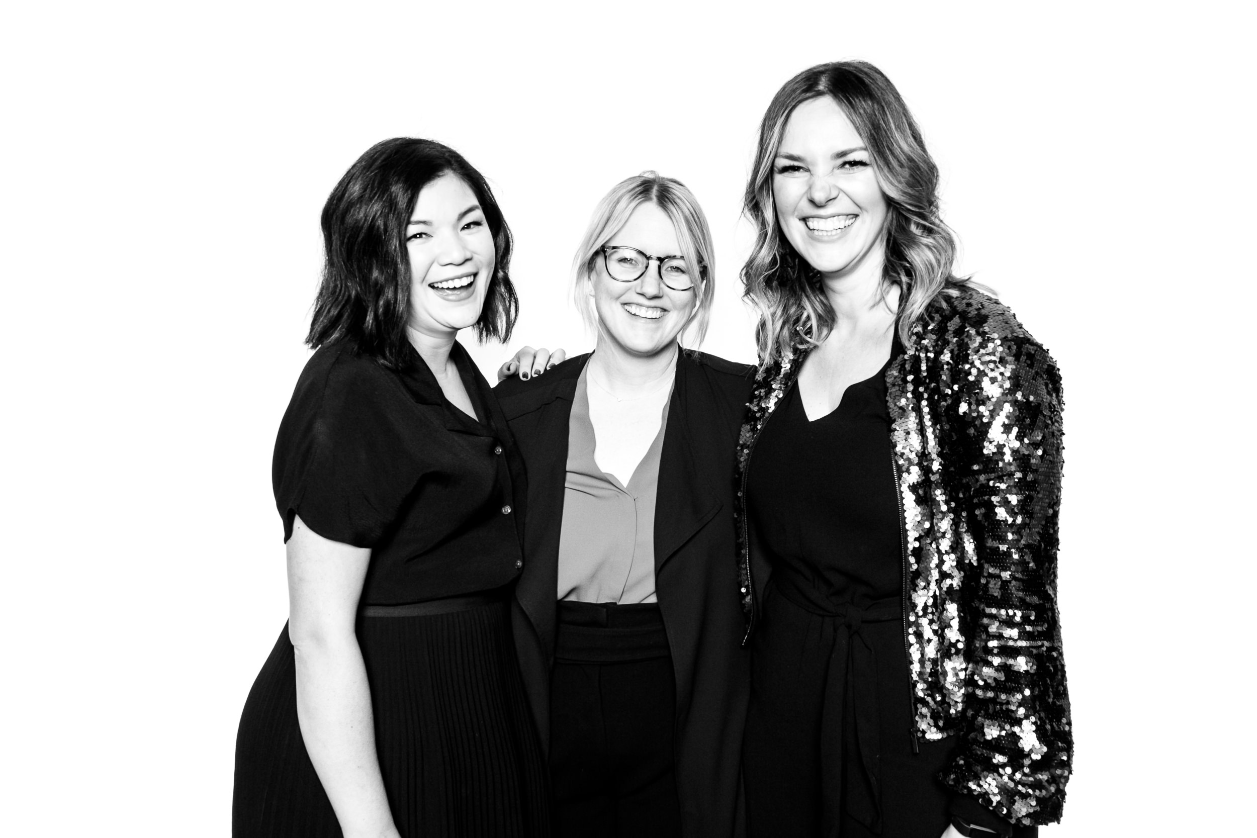 … and finally, the incredible #bossbabes behind The Bash. Shannon, Sarah and Natalie, you are an inspiration.