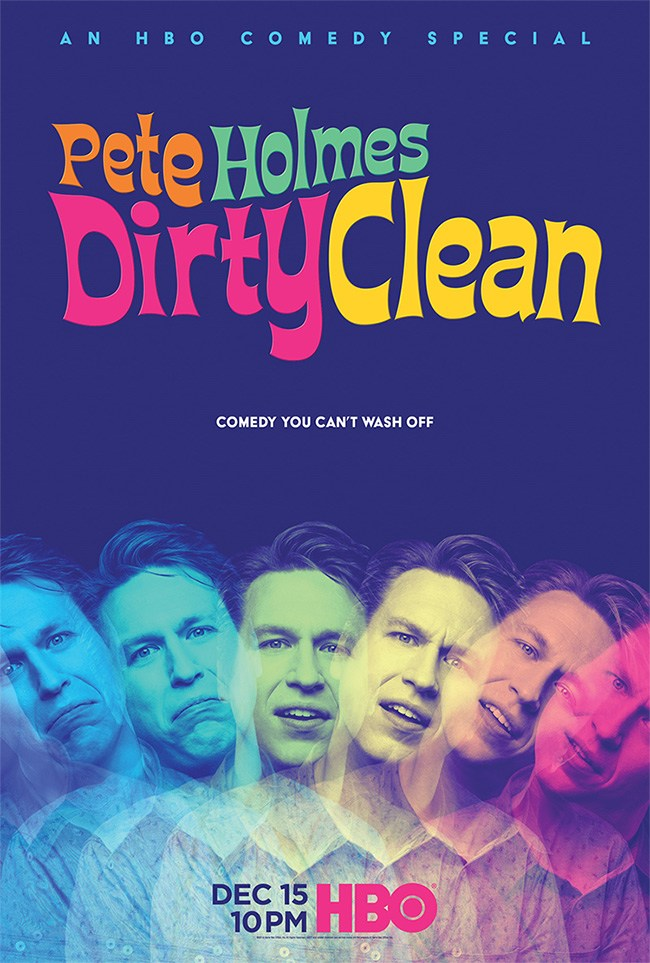 Pete Holmes Dirty Clean.jpg