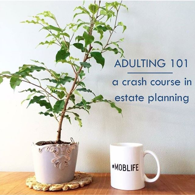 Join Rebecca next Monday, March 25 at 11am for @the.mobnation meetup.  She is presenting the basic of estate planning: documents involved and what each does, what happens when someone dies without a will, planning for incapacity (not just death), steps you can take today, and what to think about before meeting with a lawyer. . Tickets available at https://www.eventbrite.com/e/portland-or-daytime-mob-meetup-tickets-55655355667 . . . #AdultingIsHard #EstatePlanning #TipsAndTricks #OneStepAtATime #IGetToPresent #PortlandSmallBusiness  #BoutiqueLawFirm #SmallBusiness #heyMOB #TheMOBNation #MomBusinessOwner #TurningOverwhelmIntoManageable