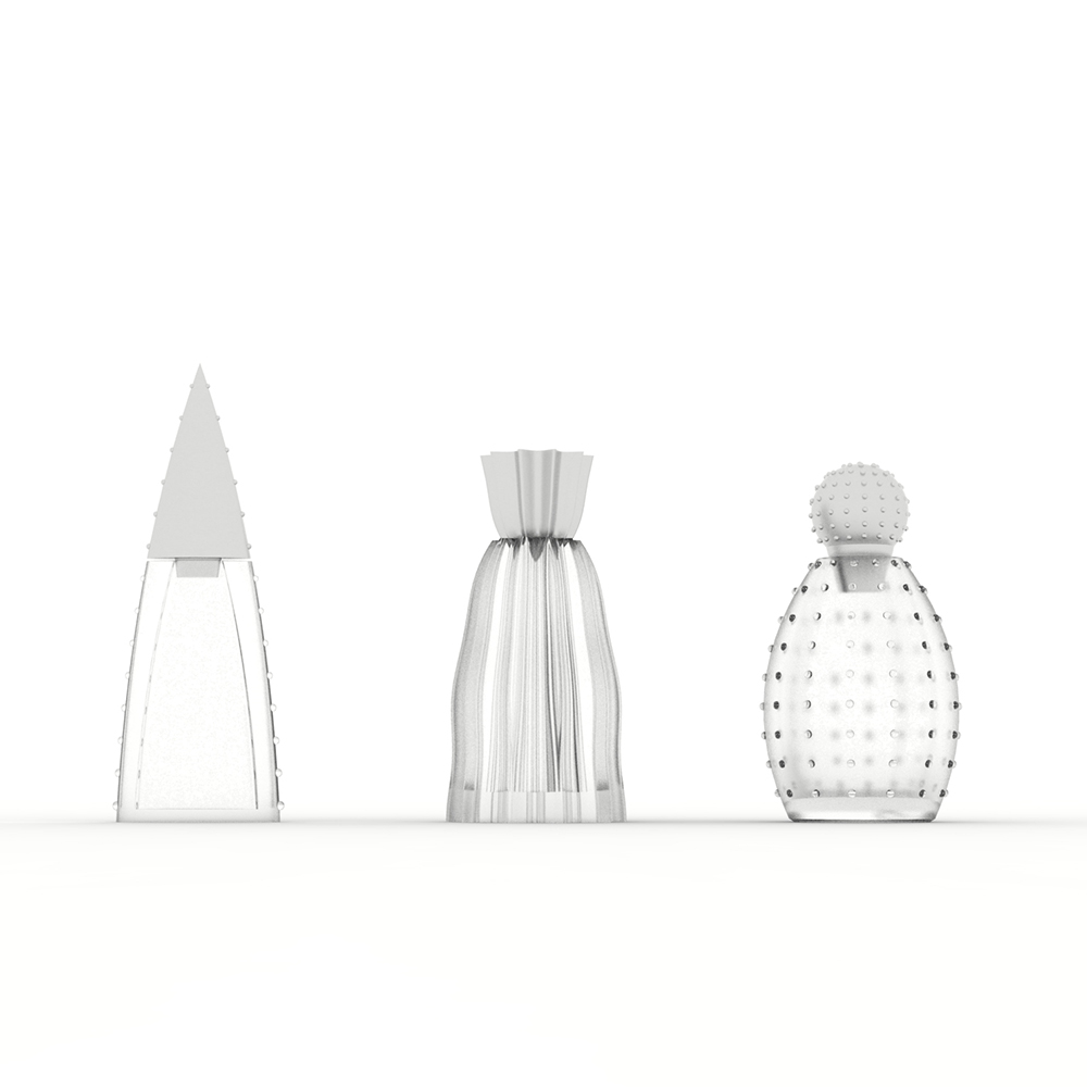 Desert Rose Packaging Design -