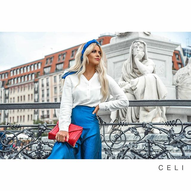 🍾Friday just called! She'll be here tomorrow & she's bringing the wine! 🍷  Last days to get your Med Rock Mare🌊 🔸Design of the Week🔸 in @celi.fashion _ _ _ _ 20% OFF 🔶 From 149€ to 119,20€  www.alineceli.com 🔸#alineceli  Discover what is New in the link in bio. @celi.fashion (📸:@suzy_edward ) . . . . . . #ootd #outfit #outfits #trueblue #lit #berlinerdom #influencermodel #influencer #ig_deutschland #fashioninfluencers #germany #suzyedward #instaberlin #visit_berlin #alineceli #celifashion #designoftheweek #bluesky #gendarmenmarkt #quartier206 #gallerieslafayette