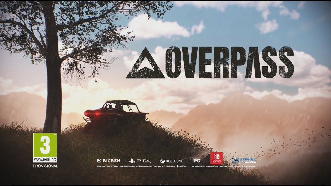 OVERPASS - Take control of big-name buggies and quads to negotiate scree slopes, steep inclines and various obstacles on extreme off-road and technically challenging tracks. Find the best route, and manage your acceleration, differentials and drivetrain to dominate in local or online competitions.