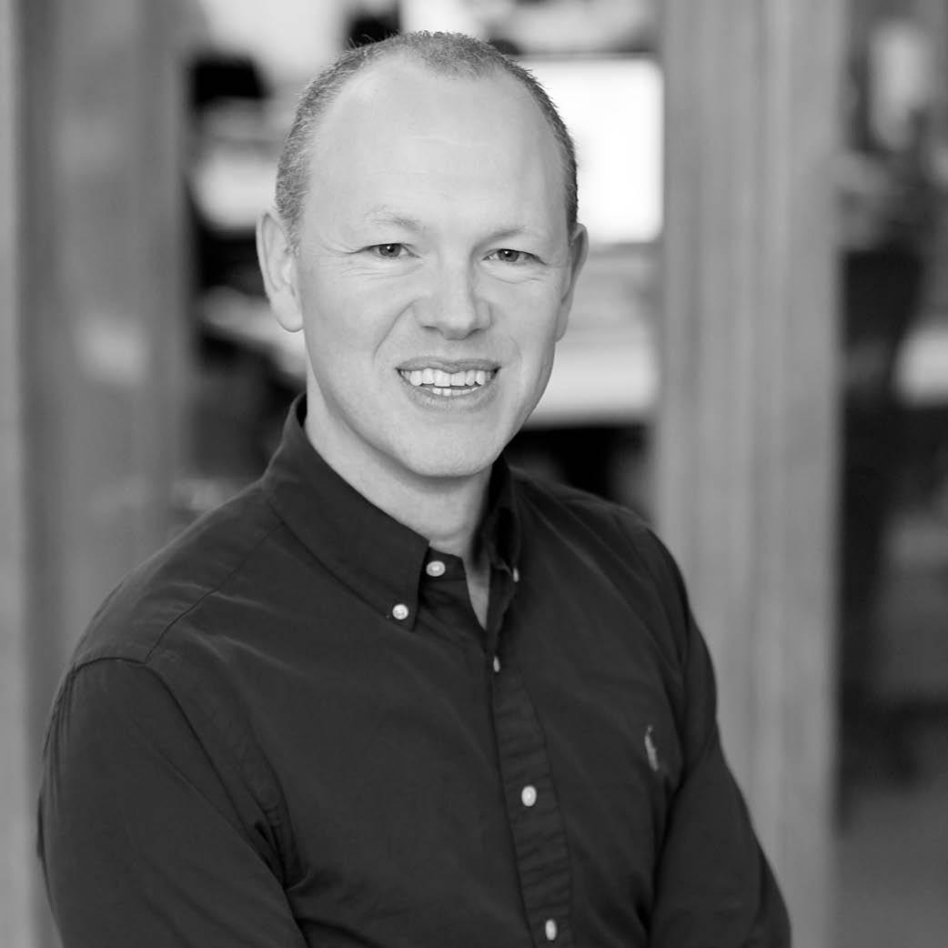 Bill o'Sullivan - Group Creative Director