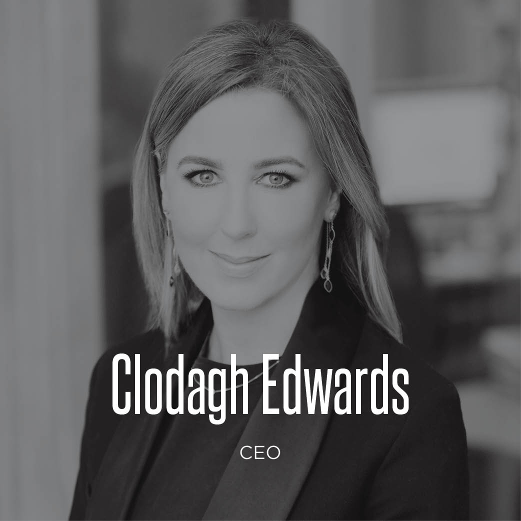 Clodagh Edwards, CEO
