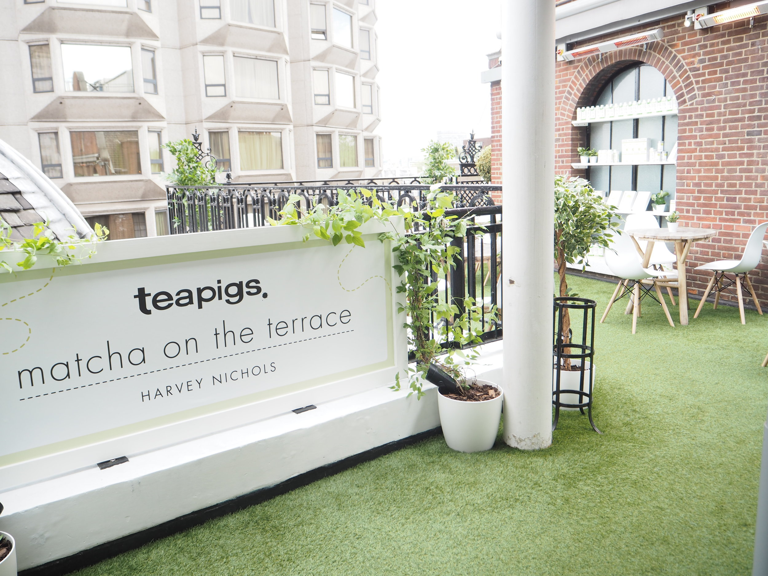 Quirky Group Harvey Nichols Take-over Teapigs Venue Sourcing Services