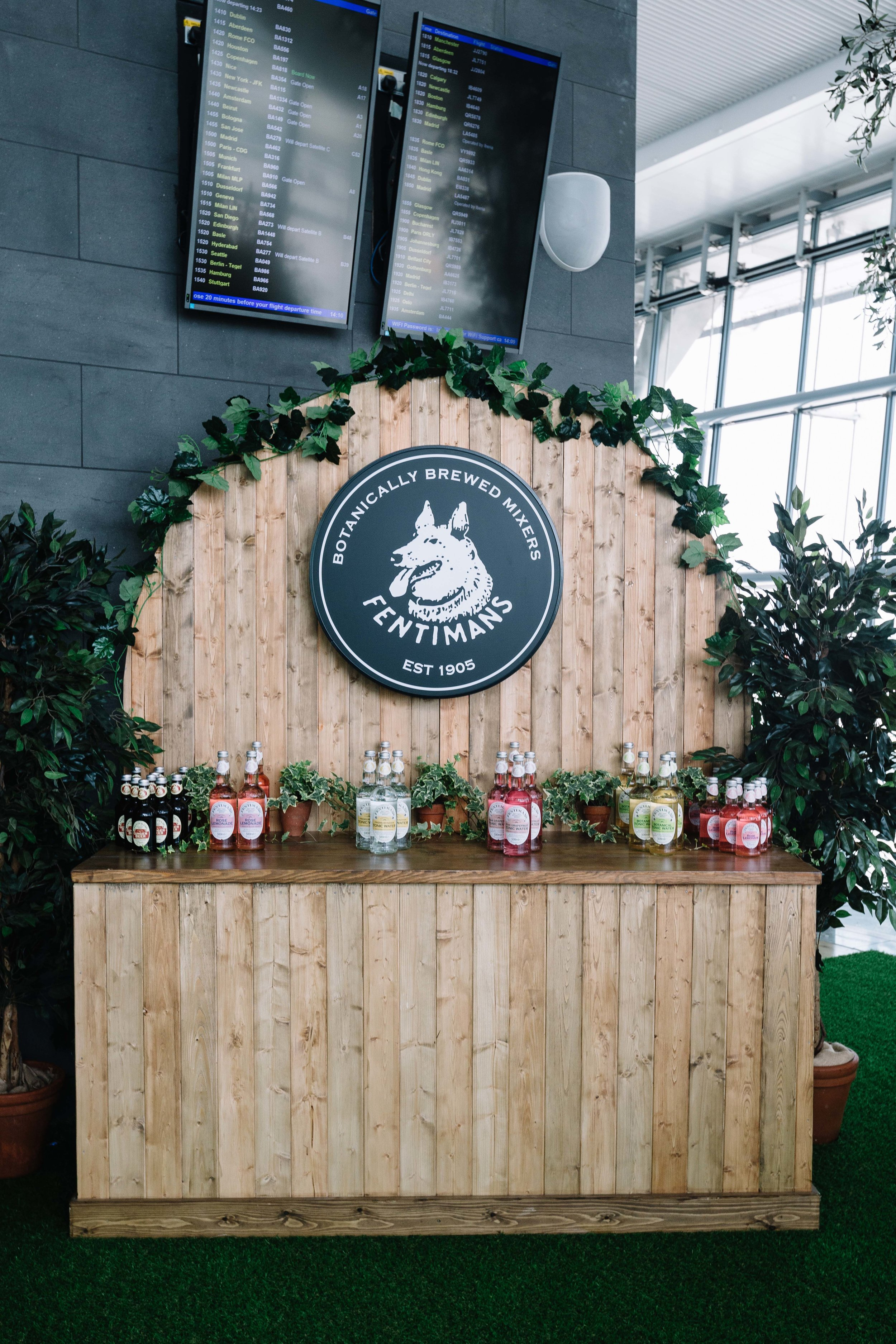 Fentimans at British Airways Lounge Gin Festival Full.jpg