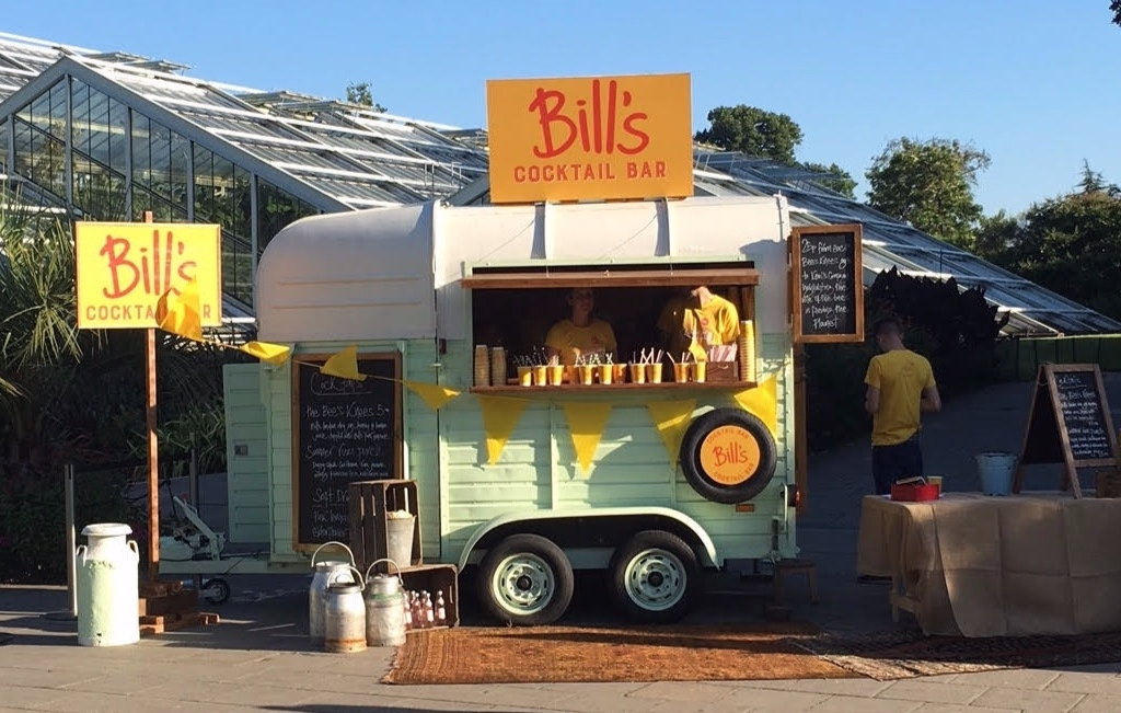 Horsebox Bar Quirky Group Bills - bar hire