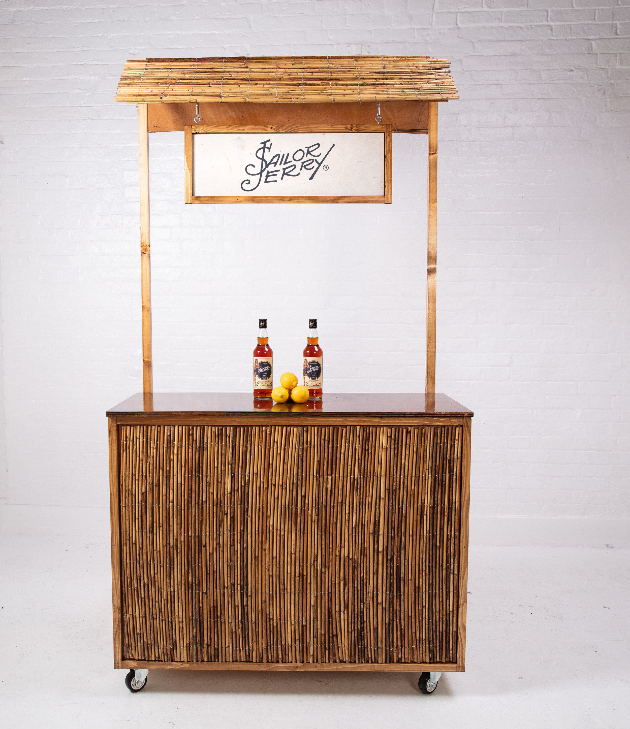 Quirky Group Small Tiki bar for hire