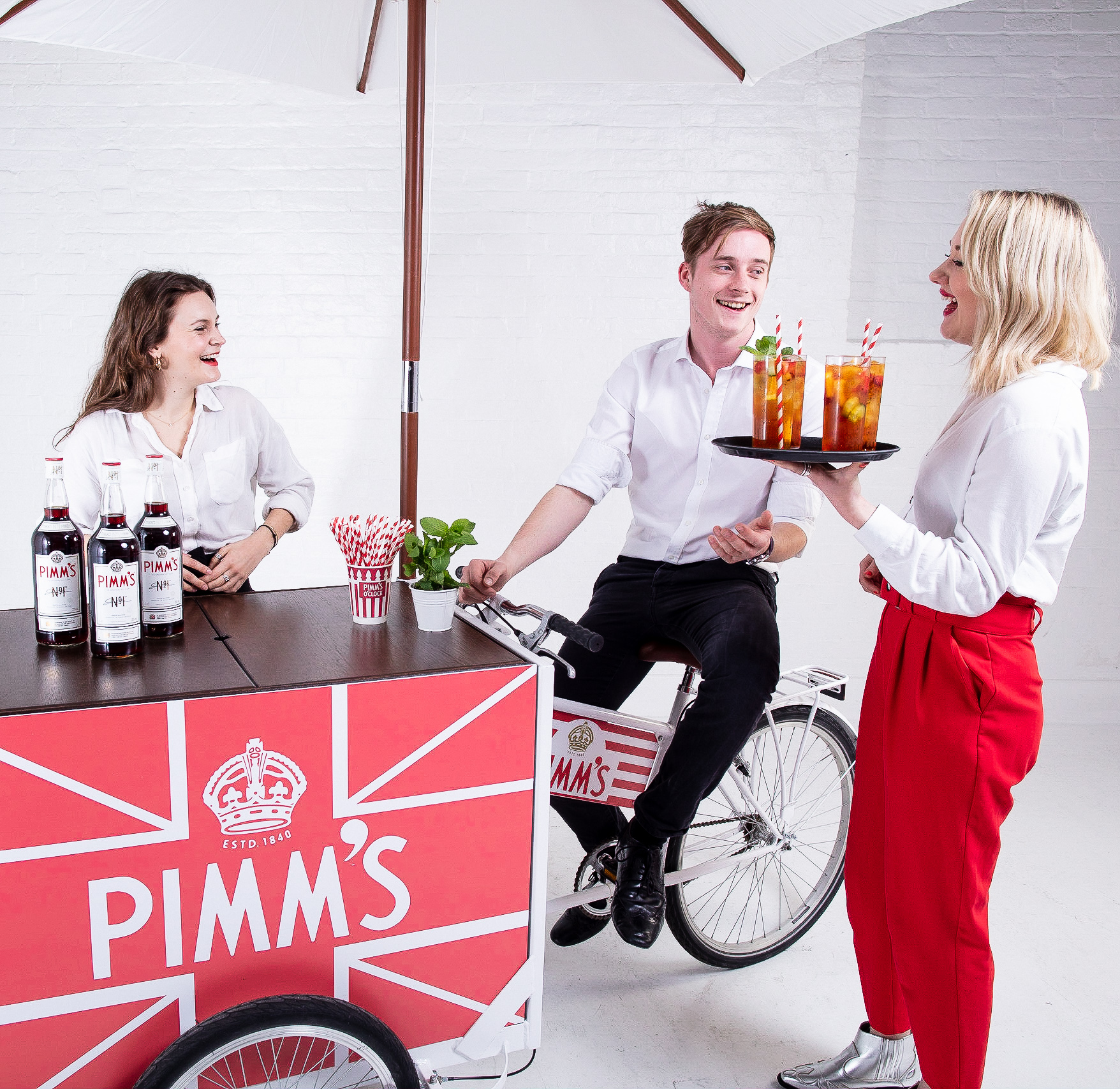 Pimm's Tricycle Bar
