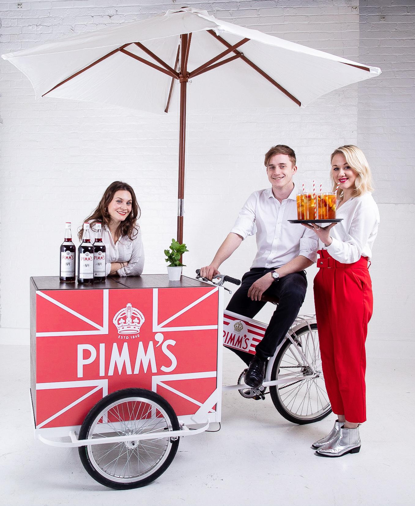 Cargo Trike Pimms with Brand Ambassadors.jpg