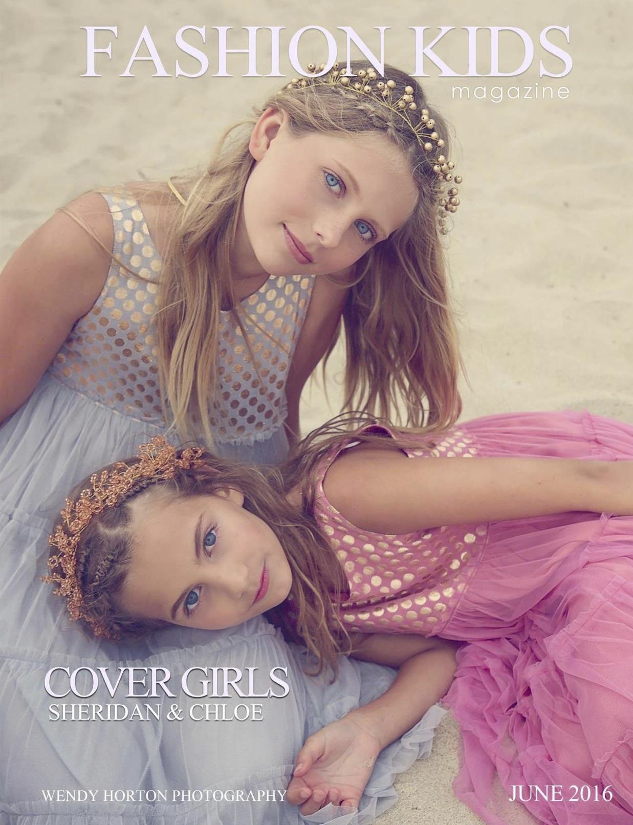 Fashion Kids Magazine Interview