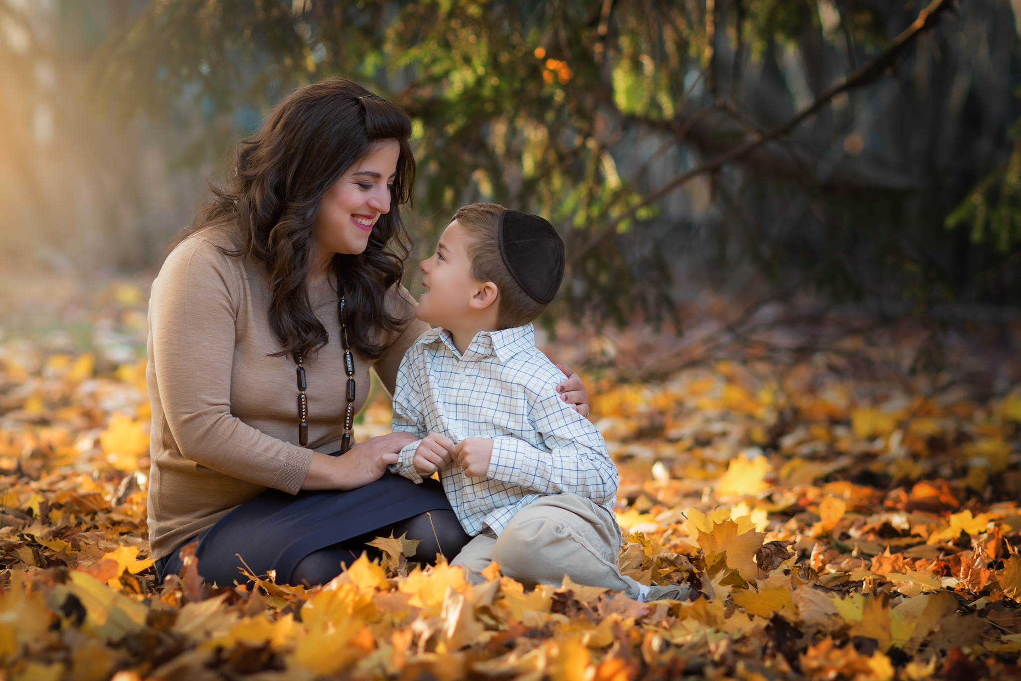 Mom and Daughter Moment by Fotoplicity