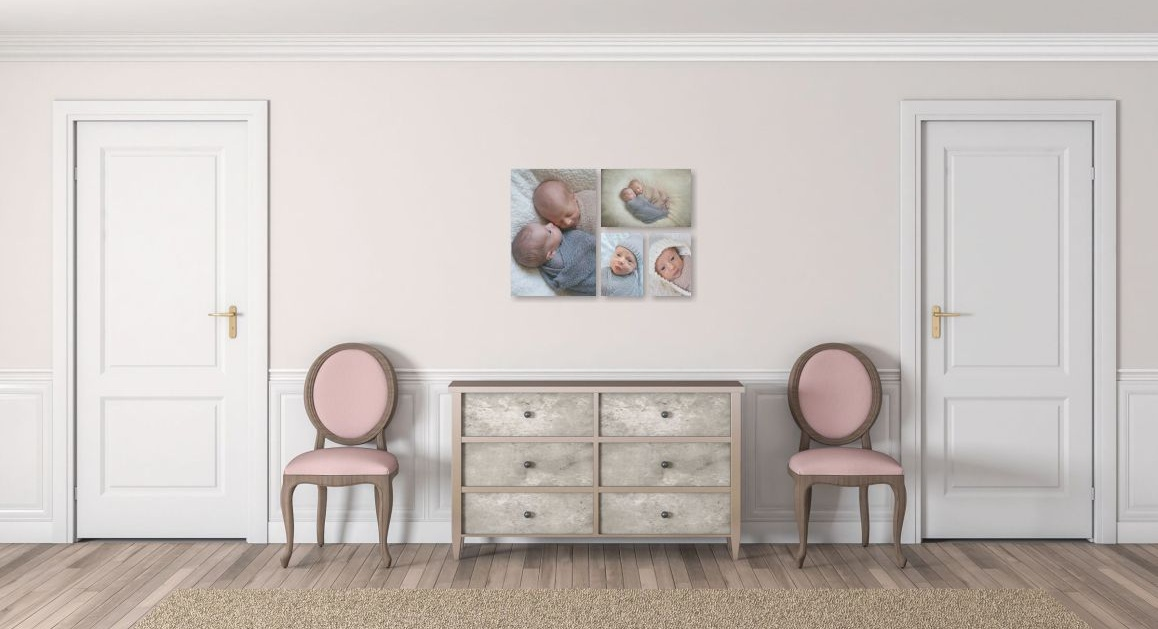 Gallery Wrap Wall Collections | Starting at $900