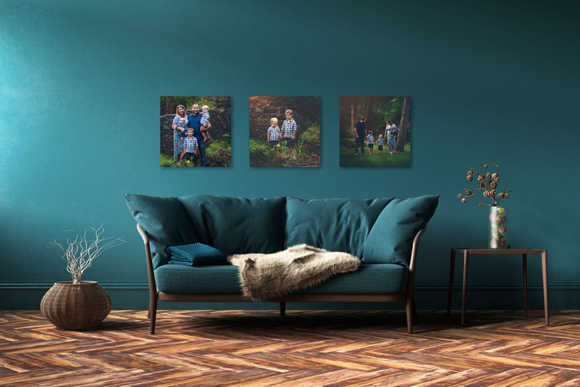 Canvas Collections start at $900 and include corresponding digital negatives.