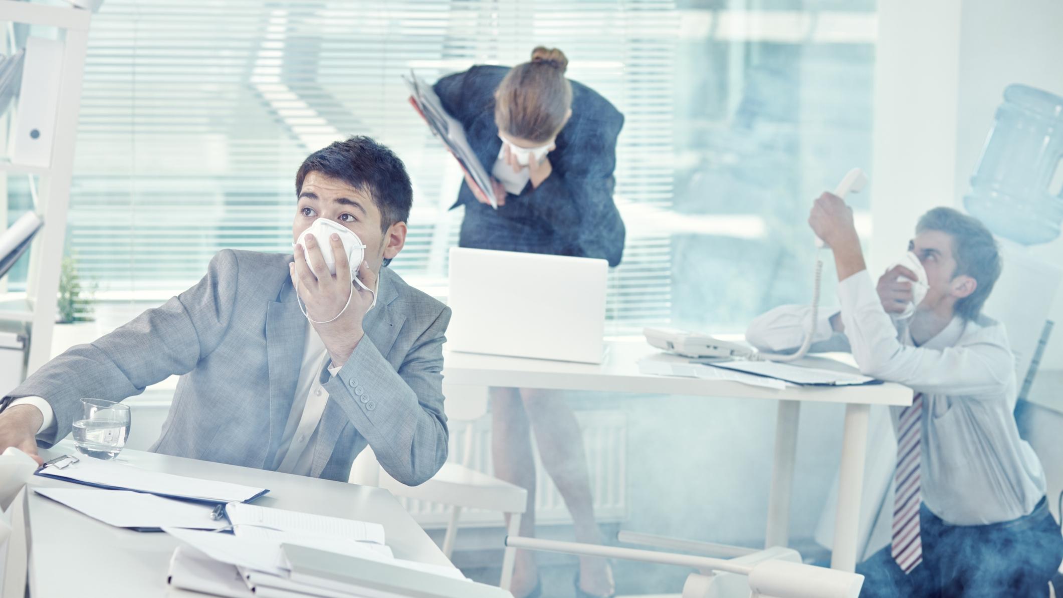 Hvordan står det til med inneklimaet på din arbeidsplass?
