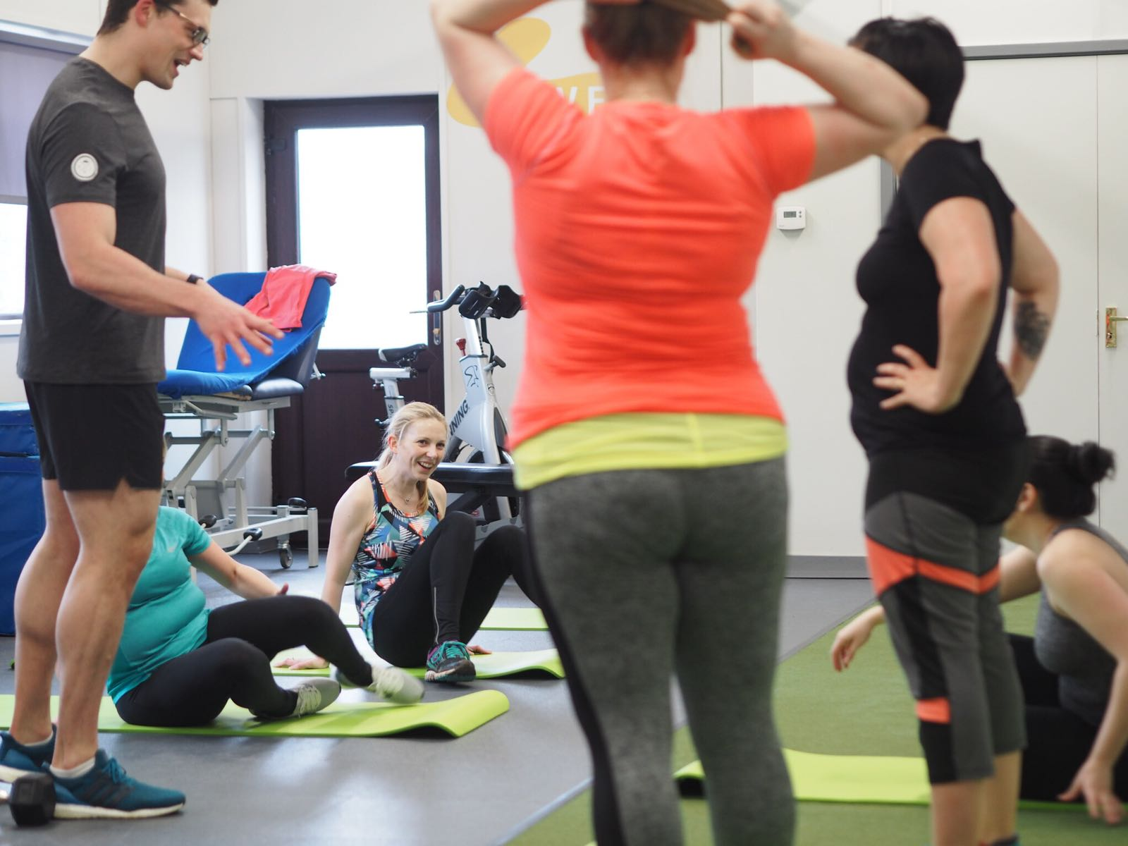 Move4 Physiotherapy Northampton, Eros 1 and The Mum Club fit club Northampton. Fitness and exercise classes for new mums, improving health and wellbeing