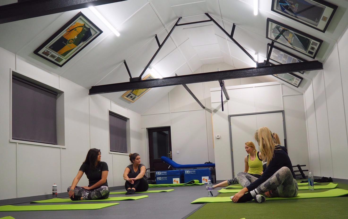Pilates at Move4 Physio Northampton